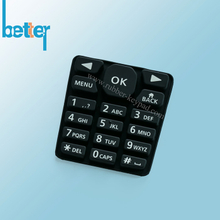 Customize Rubber Silicone Laser Lithography Keypad
