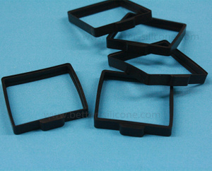 Precision Silicone Rubber Housing Sealing