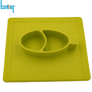 Silicone Dinner Plates