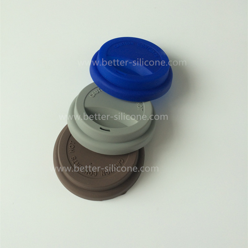 Silicone Coffee Cup Lid