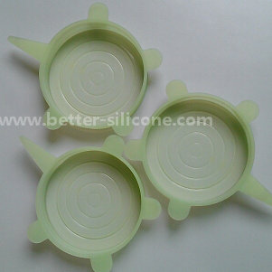 Food Grade Kitchenware Silicone Food Cover