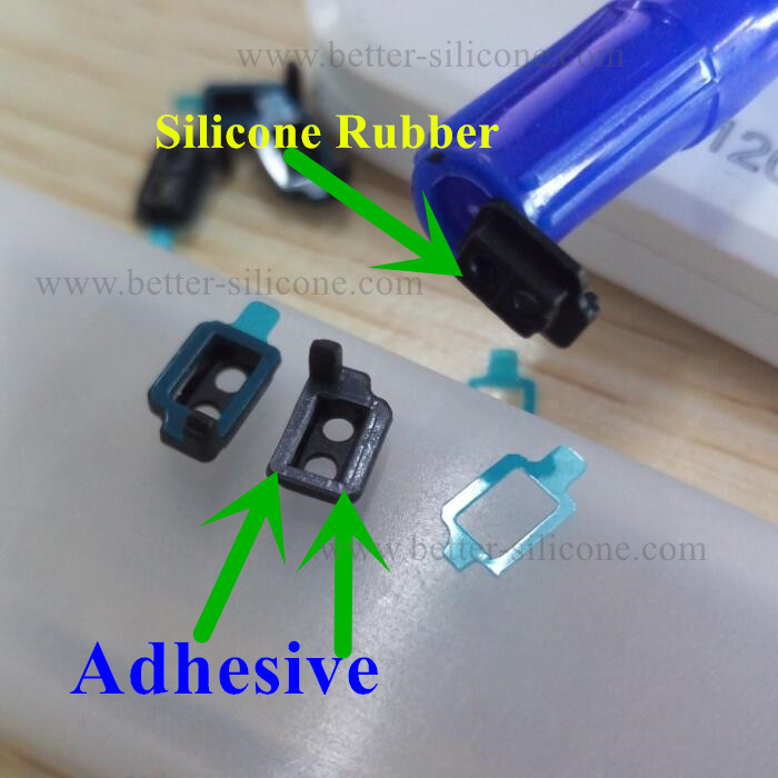 Rubber Adhesive Washer