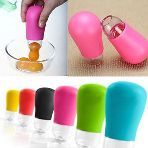 Silicone Egg Yolk Suction Tool