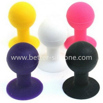 Silicone Suction Ball for Phone