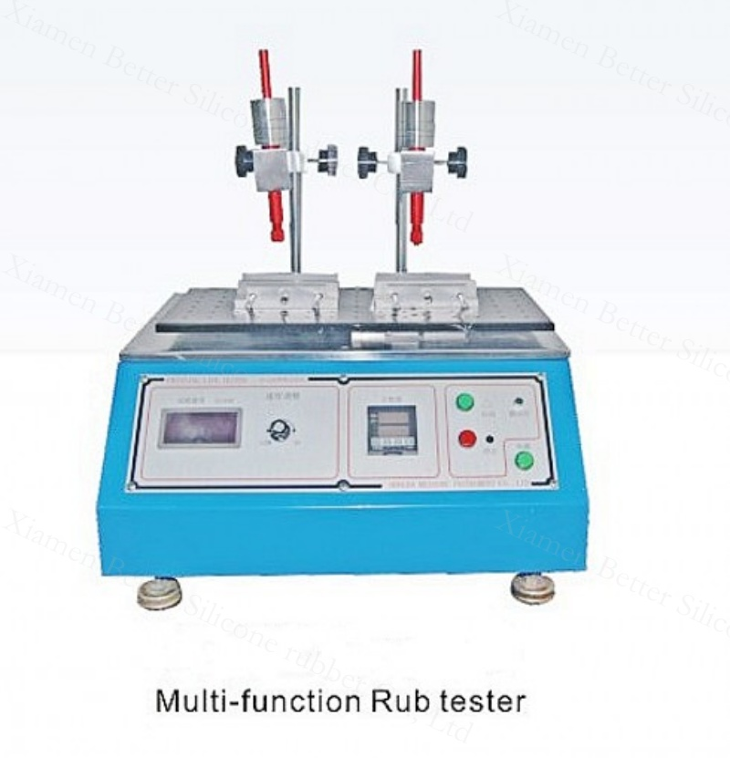 2.multi-function rub tester