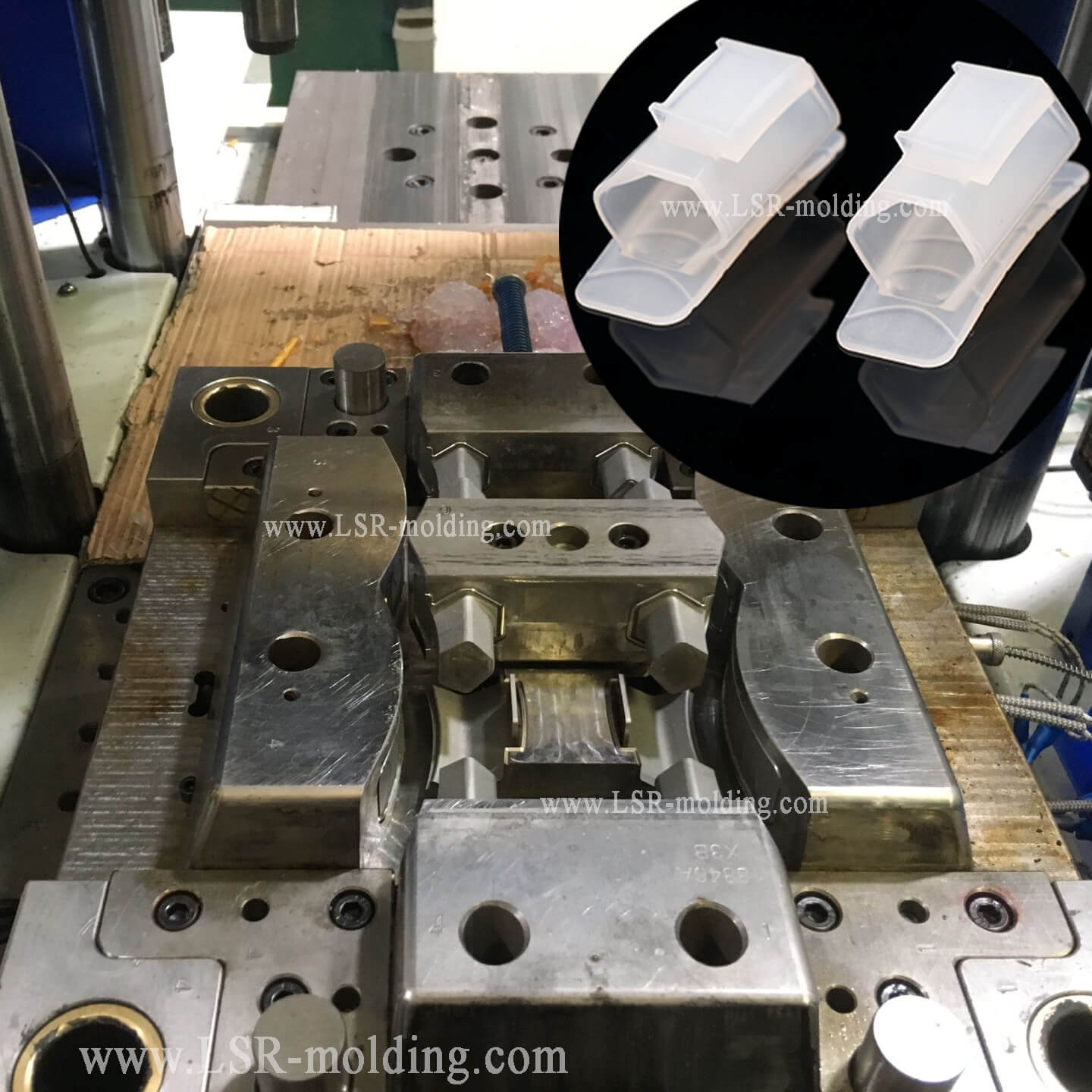 Liquid Silicon Rubber Injection Molding