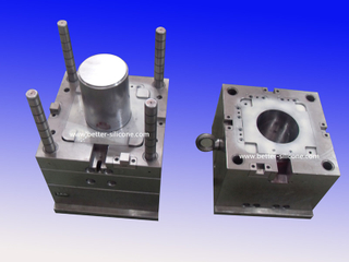 Kina Formsprutning Plast Injection Mold Tool