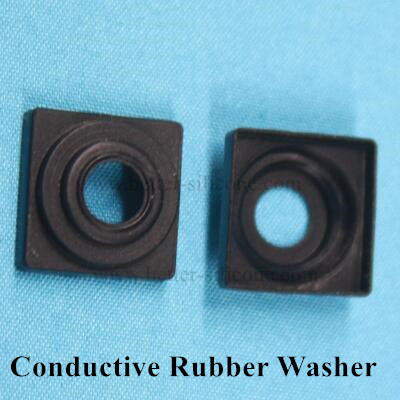 Electrically Conduction Rubber Washer
