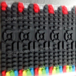 Silicone Rubber Remote Control Keyboard