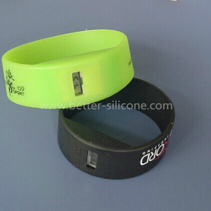 LSR Silicone Smart Watch