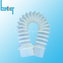 Flexible Silicone Rubber Expansion Bellows