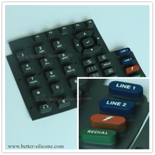 Multi Color Keypad